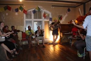 Jam Session, Credits: Felikss Livschits