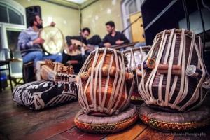 Arabic Music Workshop by Trevor Johnson